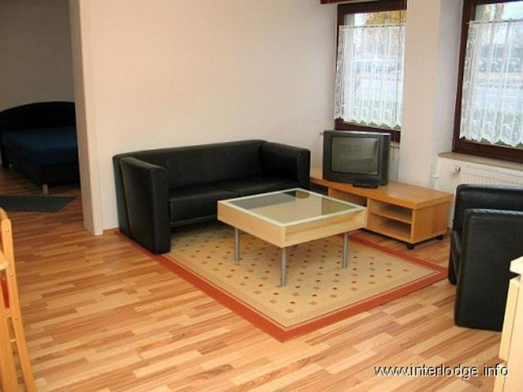 INTERLODGE Möblierte Wohnung mit moderner Ausstattung in citynaher Lage im Essener-Südos... - Wohnen auf Zeit - Bild 1