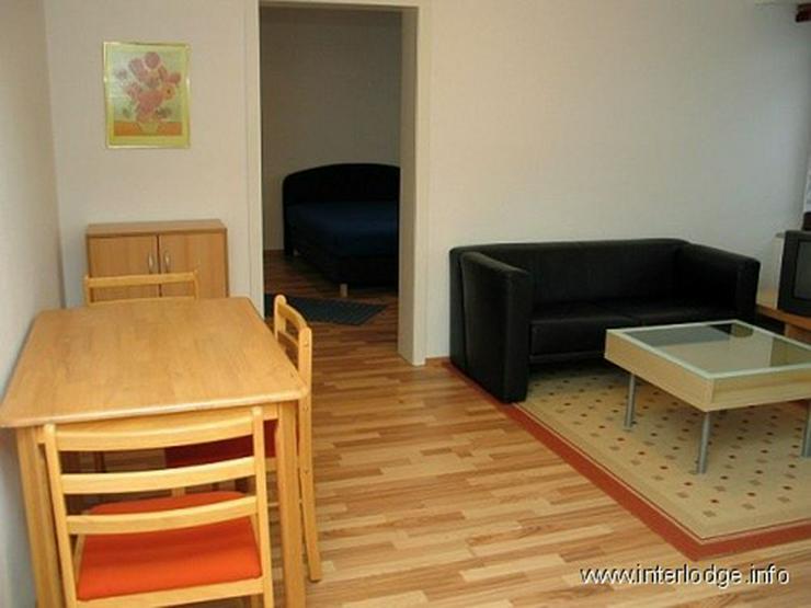 Bild 2: INTERLODGE Möblierte Wohnung mit moderner Ausstattung in citynaher Lage im Essener-Südos...