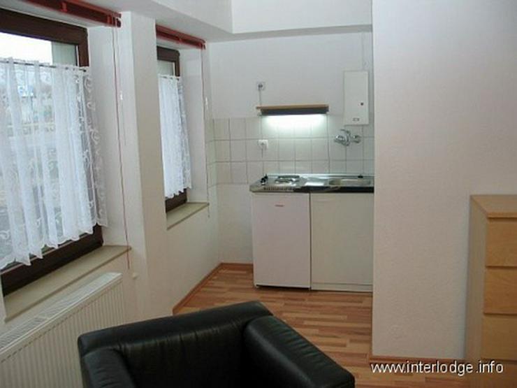 Bild 4: INTERLODGE Möblierte Wohnung mit moderner Ausstattung in citynaher Lage im Essener-Südos...