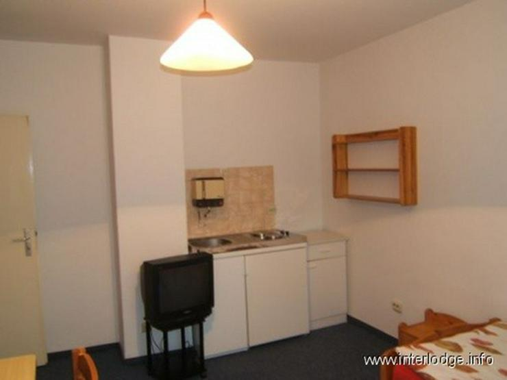 Bild 3: INTERLODGE Modern möbliertes Apartment mit Reinigungsservice, nahe des Essener Stadtzentr...