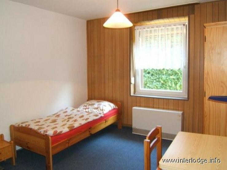 INTERLODGE Modern möbliertes Apartment mit Reinigungsservice, nahe des Essener Stadtzentr... - Wohnen auf Zeit - Bild 1