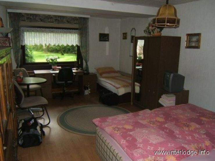 Bild 4: INTERLODGE Möblierte 5 Zimmerwohnung mit Balkon, für bis zu 7 Personen in Essen-Rellingh...