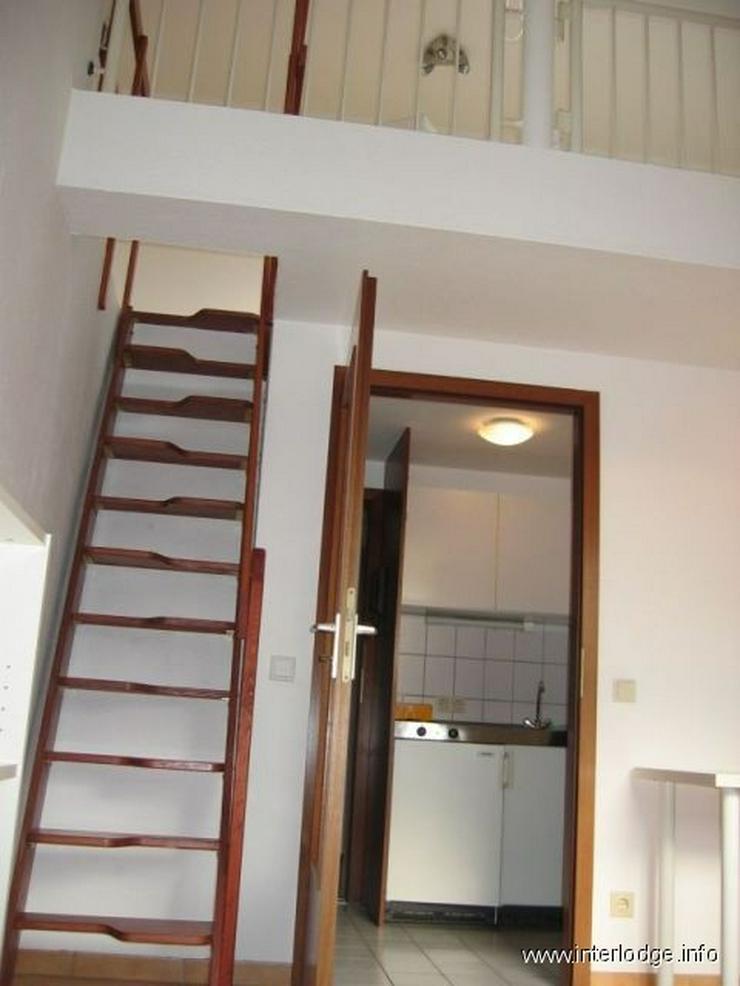 Bild 3: INTERLODGE Moderne, möblierte Maisonettewohnung mit Hausmeisterservice und Lift in Essen-...