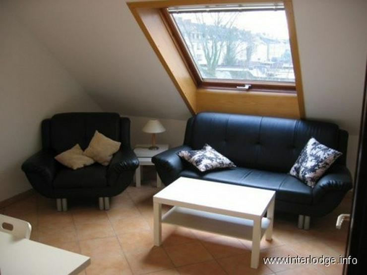Bild 4: INTERLODGE Moderne, möblierte Maisonettewohnung mit Hausmeisterservice und Lift in Essen-...