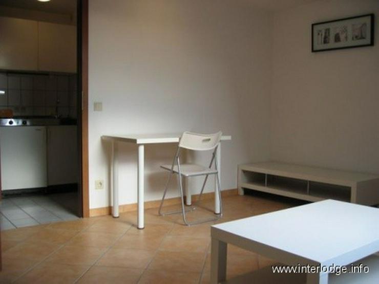 Bild 5: INTERLODGE Moderne, möblierte Maisonettewohnung mit Hausmeisterservice und Lift in Essen-...