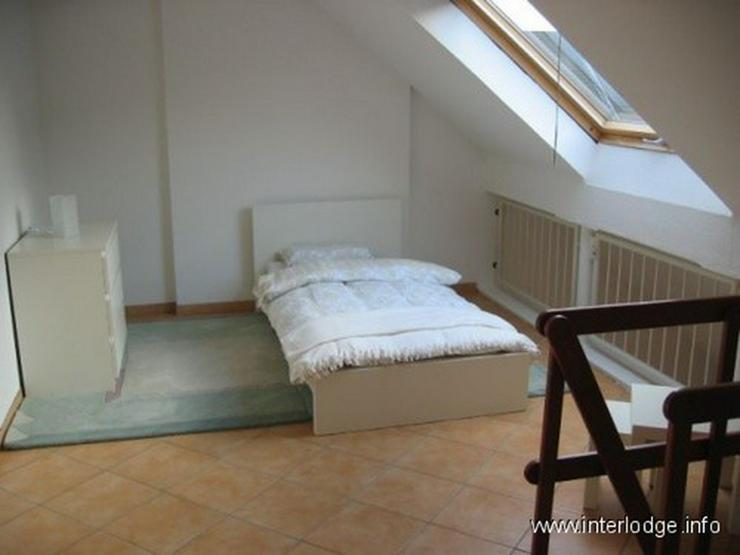 Bild 2: INTERLODGE Moderne, möblierte Maisonettewohnung mit Hausmeisterservice und Lift in Essen-...