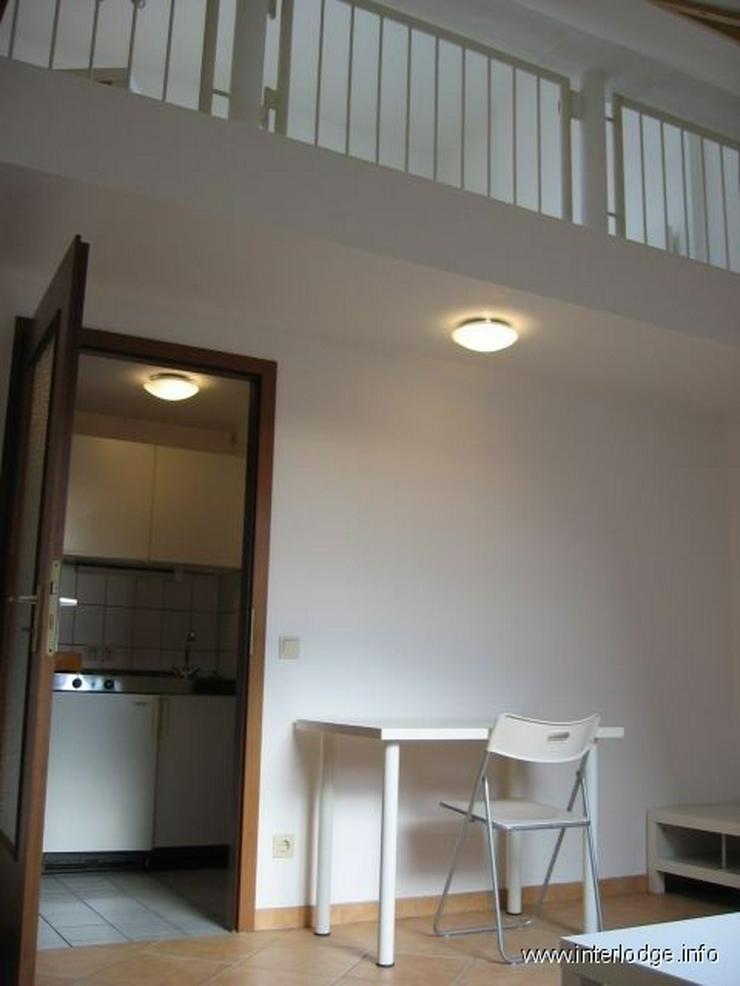 Bild 6: INTERLODGE Moderne, möblierte Maisonettewohnung mit Hausmeisterservice und Lift in Essen-...
