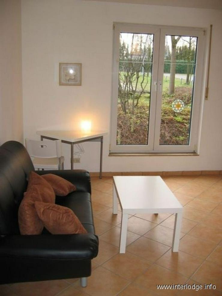 INTERLODGE Modern möbliertes Apartment mit Hausmeisterservice und PKW-Stellplatz in Essen... - Wohnen auf Zeit - Bild 1