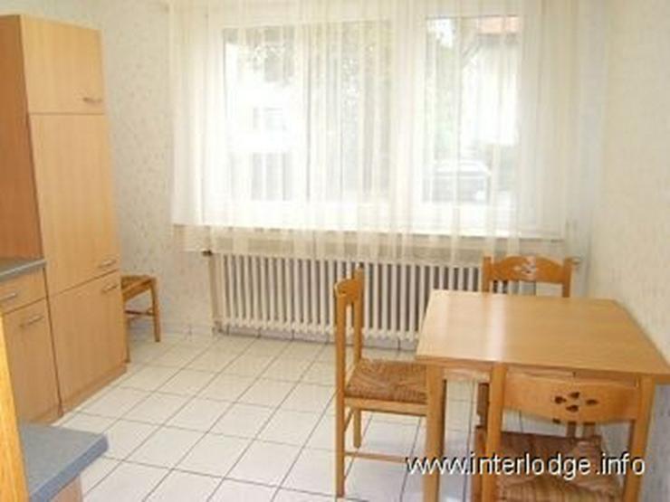 Bild 4: INTERLODGE Modern möblierte Erdgeschosswohnung mit Balkon in zentraler Lage in Essen-Borb...