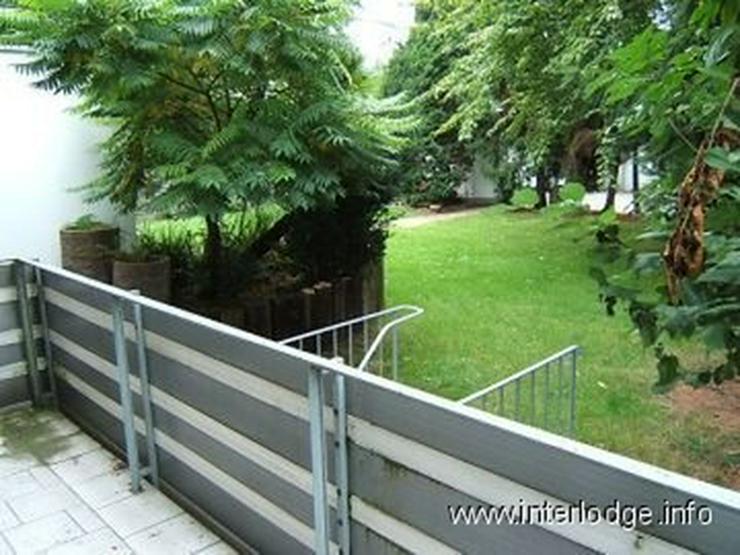 Bild 7: INTERLODGE Modern möblierte Erdgeschosswohnung mit Balkon in zentraler Lage in Essen-Borb...