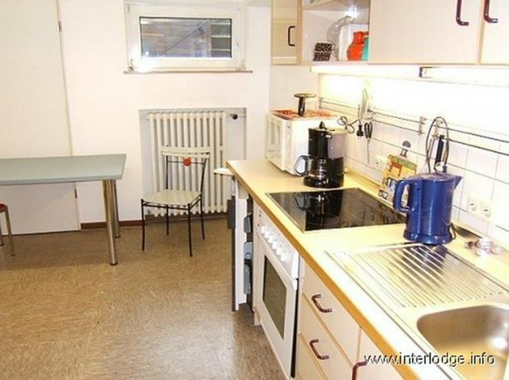 Bild 3: INTERLODGE Möblierte Maisonettewohnung mit Balkon und Garage,Nähe Baldeneysee, in Essen-...