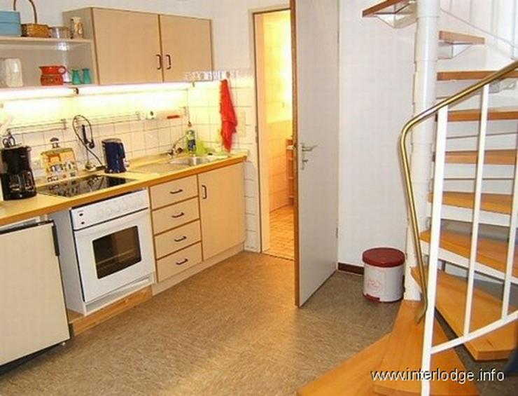 Bild 2: INTERLODGE Möblierte Maisonettewohnung mit Balkon und Garage,Nähe Baldeneysee, in Essen-...