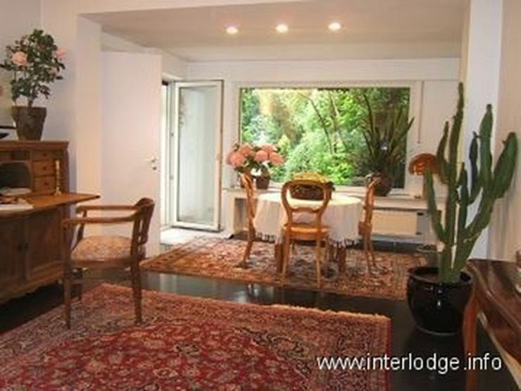 Bild 2: INTERLODGE Möblierte Wohnung mit gehobener Ausstattung, Marmorkamin und Terrasse in Essen...