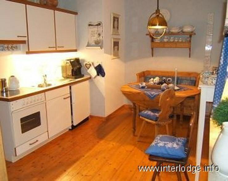Bild 5: INTERLODGE Möblierte Wohnung mit gehobener Ausstattung, Marmorkamin und Terrasse in Essen...