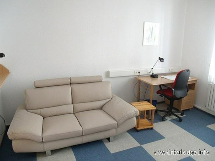 INTERLODGE Möblierte Wohnung mit Terrasse und Garten am Schellenberger Wald in Essen-Rell... - Wohnen auf Zeit - Bild 1