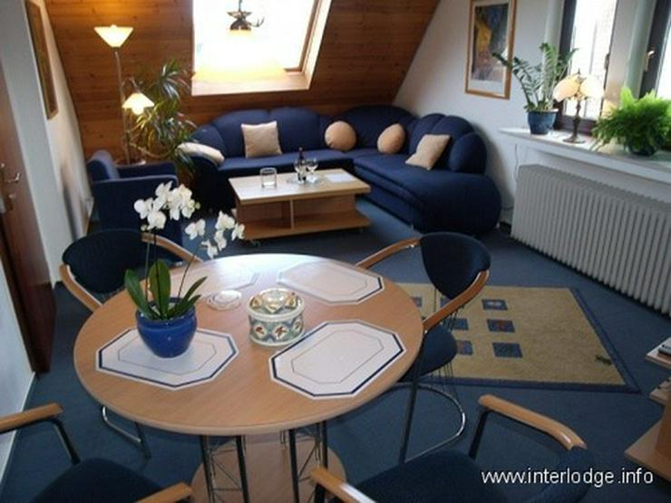 Bild 2: INTERLODGE Komplett möblierte Wohnung mit PKW-Stellplatz in ruhiger Lage in Essen-Frohnha...