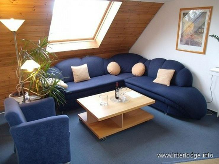 Bild 3: INTERLODGE Komplett möblierte Wohnung mit PKW-Stellplatz in ruhiger Lage in Essen-Frohnha...