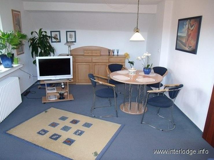 Bild 4: INTERLODGE Komplett möblierte Wohnung mit PKW-Stellplatz in ruhiger Lage in Essen-Frohnha...