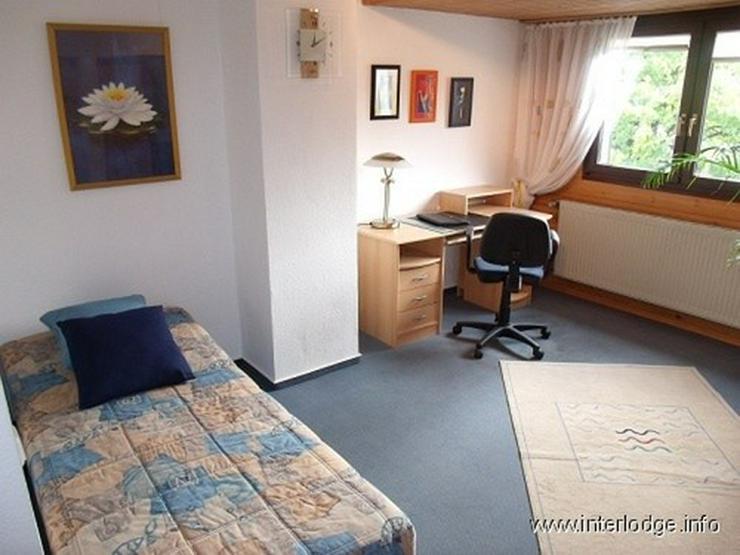 Bild 6: INTERLODGE Komplett möblierte Wohnung mit PKW-Stellplatz in ruhiger Lage in Essen-Frohnha...