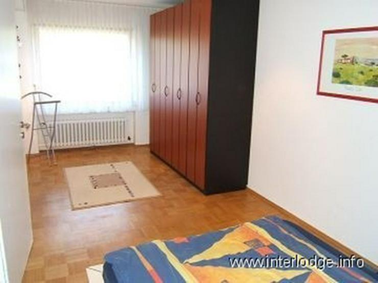 Bild 5: INTERLODGE Möblierte Wohnung mit hochwertiger Ausstattung und separatem Eingang in Essen-...