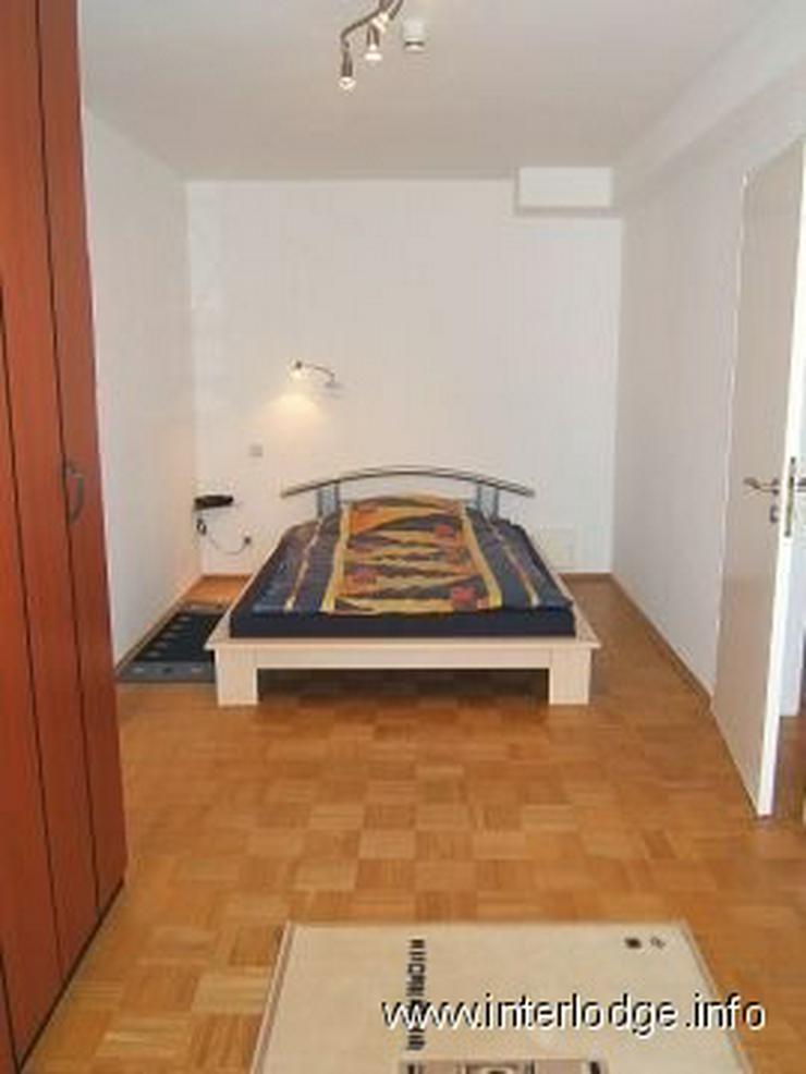 Bild 4: INTERLODGE Möblierte Wohnung mit hochwertiger Ausstattung und separatem Eingang in Essen-...