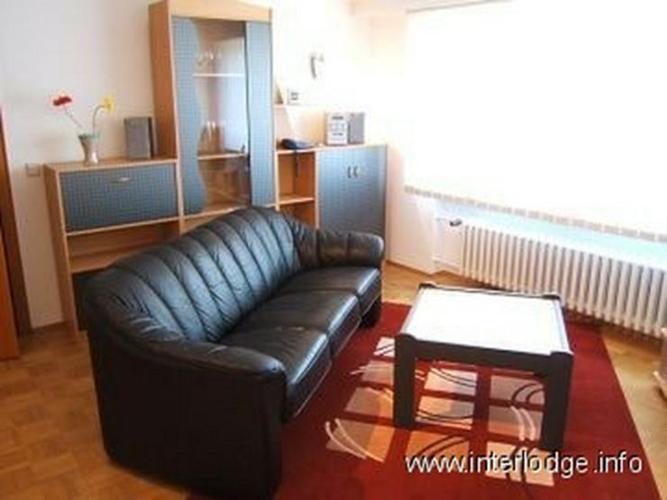 Bild 2: INTERLODGE Möblierte Wohnung mit hochwertiger Ausstattung und separatem Eingang in Essen-...