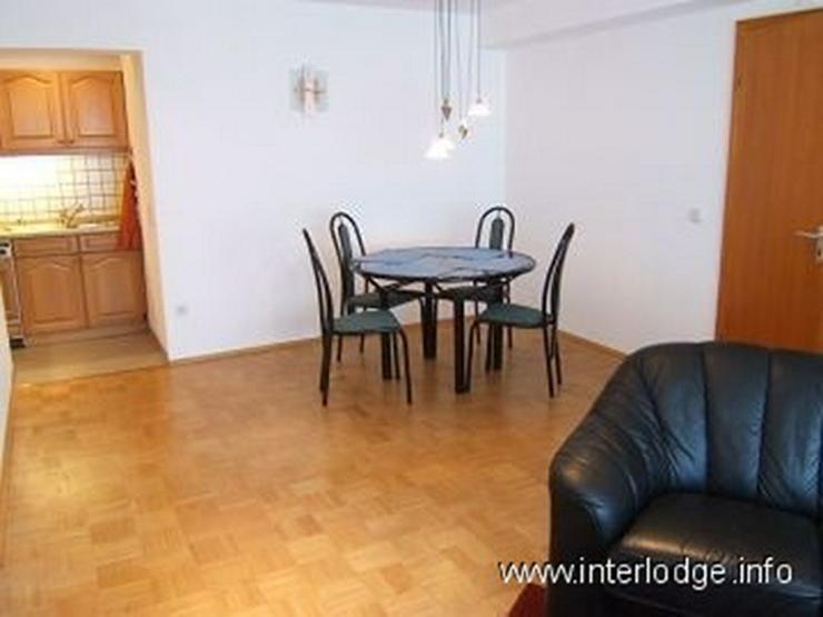 Bild 3: INTERLODGE Möblierte Wohnung mit hochwertiger Ausstattung und separatem Eingang in Essen-...