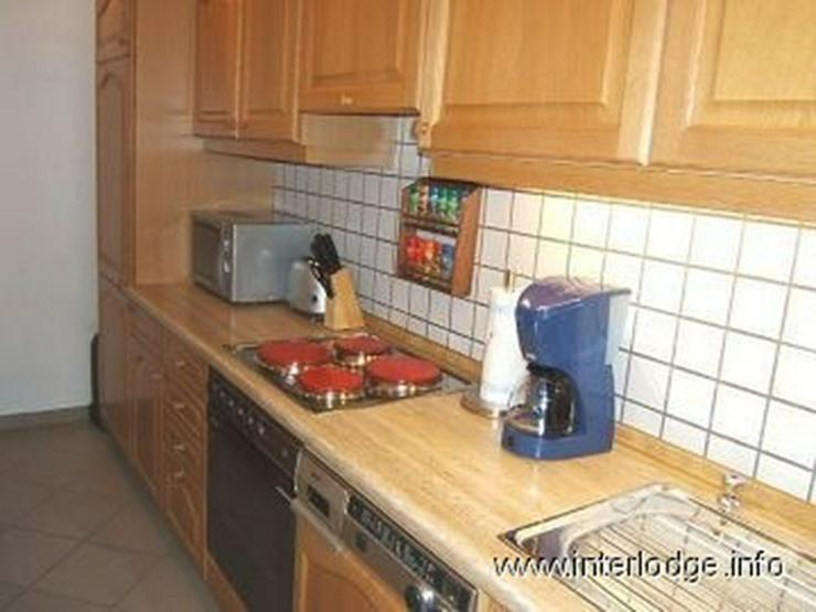 Bild 6: INTERLODGE Möblierte Wohnung mit hochwertiger Ausstattung und separatem Eingang in Essen-...