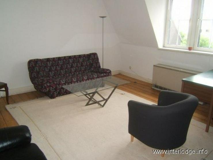 INTERLODGE Möblierte Wohnung mit moderner Ausstattung, in ruhiger Lage, in Essen-Rüttens... - Wohnen auf Zeit - Bild 1