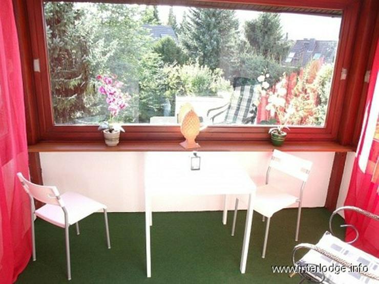 Bild 6: INTERLODGE Schöne, geschmackvoll möblierte Wohnung mit großem Wintergarten in Essen-Fro...