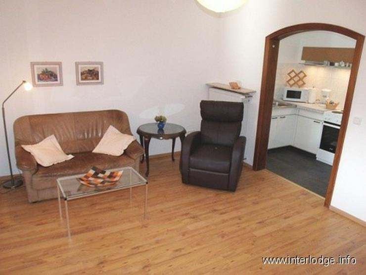INTERLODGE Schöne, geschmackvoll möblierte Wohnung mit großem Wintergarten in Essen-Fro... - Wohnen auf Zeit - Bild 1