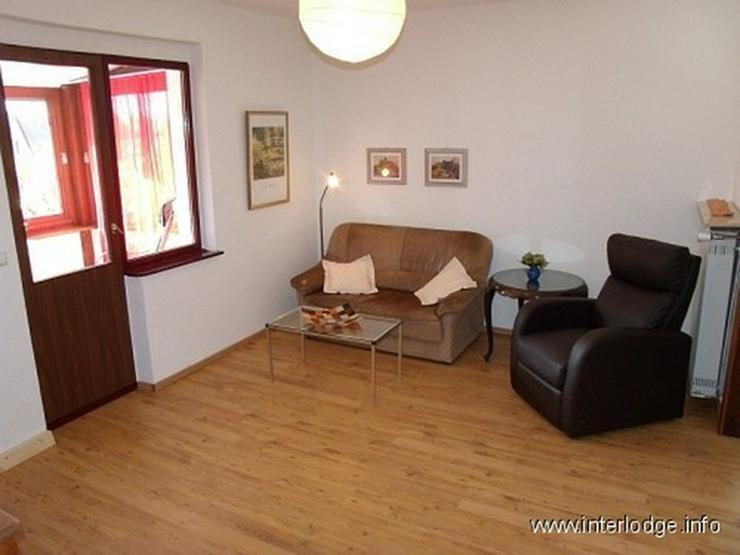 Bild 5: INTERLODGE Schöne, geschmackvoll möblierte Wohnung mit großem Wintergarten in Essen-Fro...