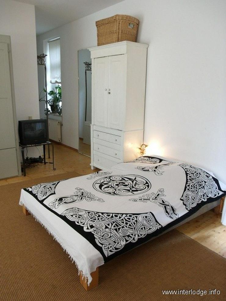 Bild 5: INTERLODGE Komplett möbliertes, helles Apartment mit Balkon in Düsseldorf-Flingern Nähe...