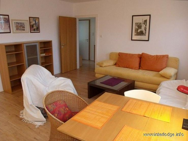 Bild 4: INTERLODGE Möblierte Wohnung mit zweckmäßiger Ausstattung, in zentraler Lage der Essene...