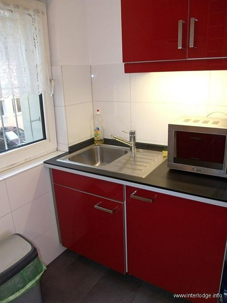 Bild 5: INTERLODGE Möblierte Wohnung mit zweckmäßiger Ausstattung, in zentraler Lage der Essene...