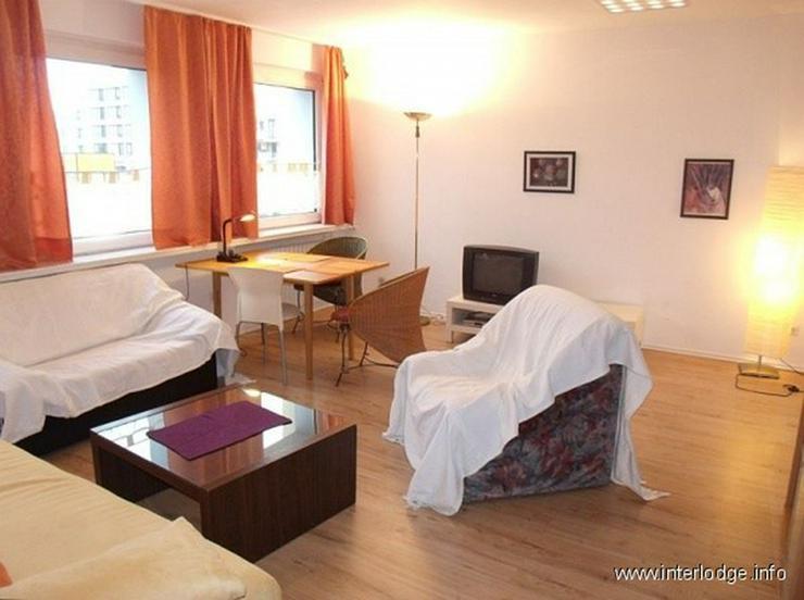 Bild 2: INTERLODGE Möblierte Wohnung mit zweckmäßiger Ausstattung, in zentraler Lage der Essene...