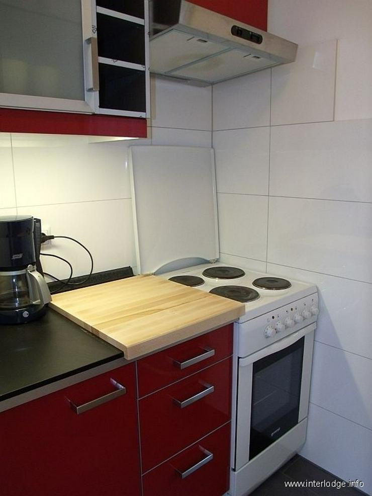 Bild 6: INTERLODGE Möblierte Wohnung mit zweckmäßiger Ausstattung, in zentraler Lage der Essene...