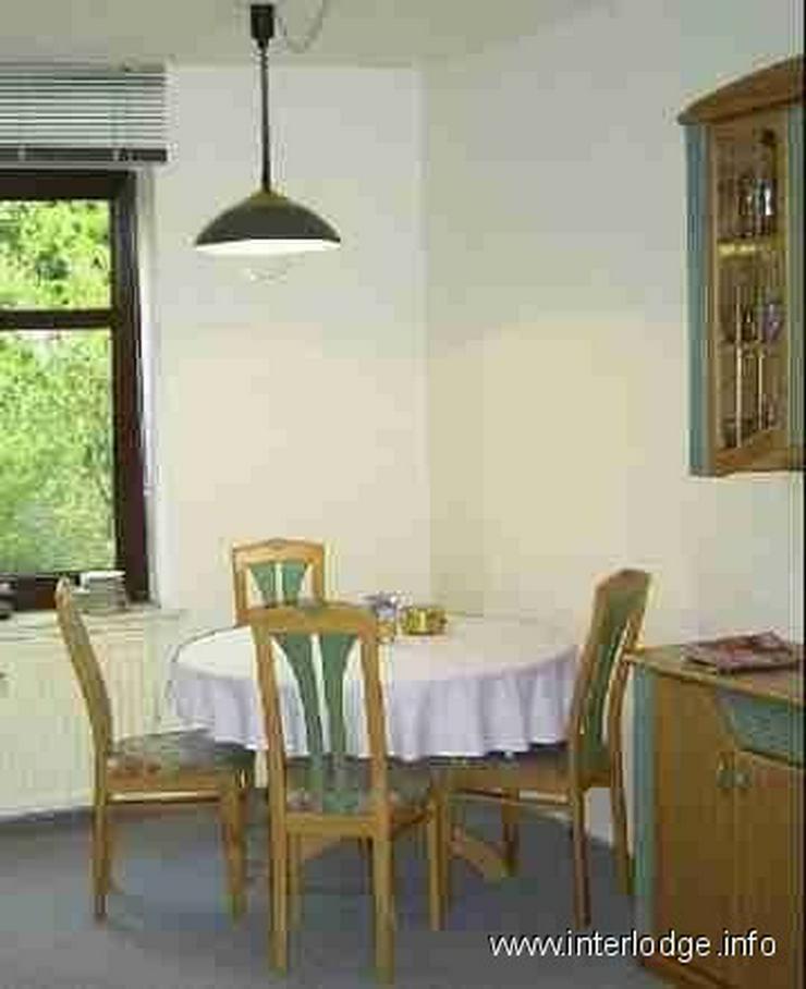 Bild 4: INTERLODGE Möblierte Erdgeschosswohnung mit Gartennutzung in ruhiger Lage in Essen-Bergeb...
