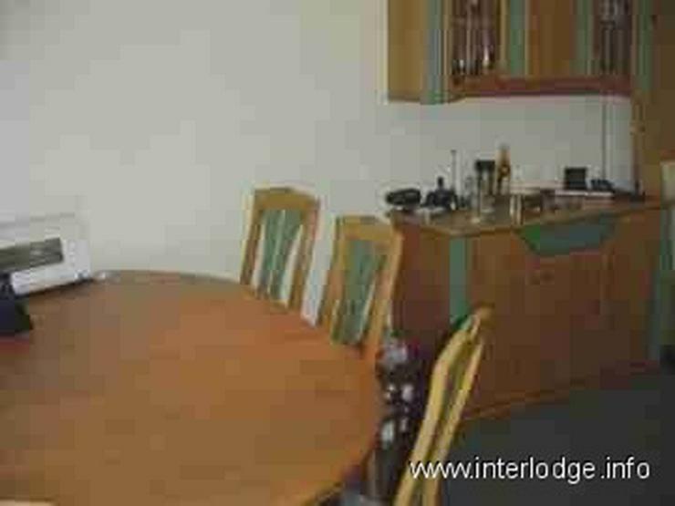 Bild 2: INTERLODGE Möblierte Erdgeschosswohnung mit Gartennutzung in ruhiger Lage in Essen-Bergeb...