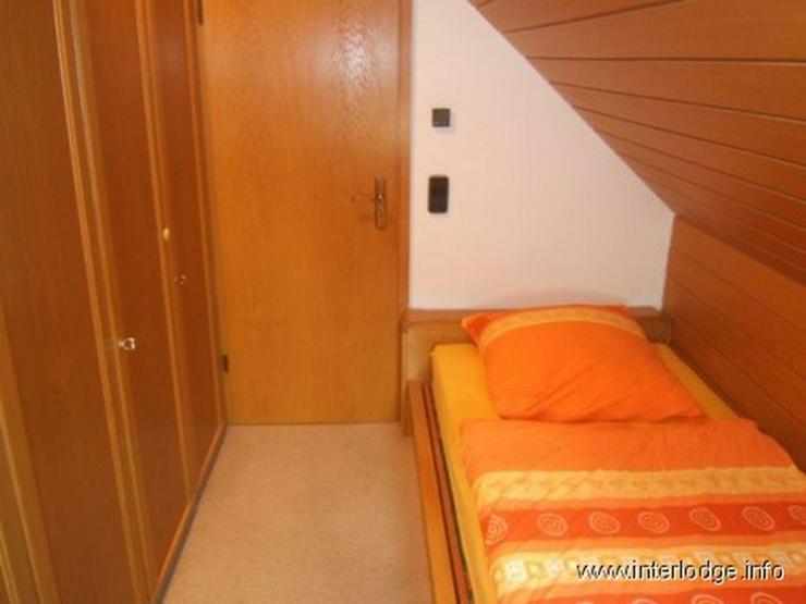 Bild 6: INTERLODGE Möblierte Wohnung mit geschmackvoller Ausstattung und echtem Kamin in Essen-He...