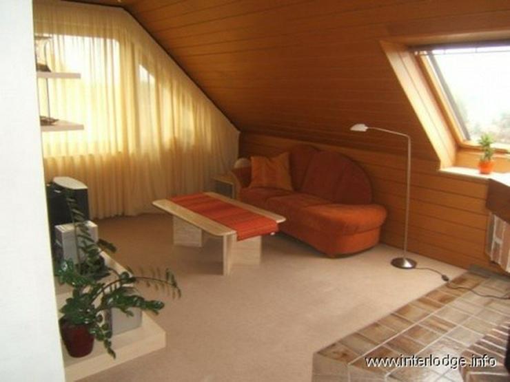 Bild 2: INTERLODGE Möblierte Wohnung mit geschmackvoller Ausstattung und echtem Kamin in Essen-He...