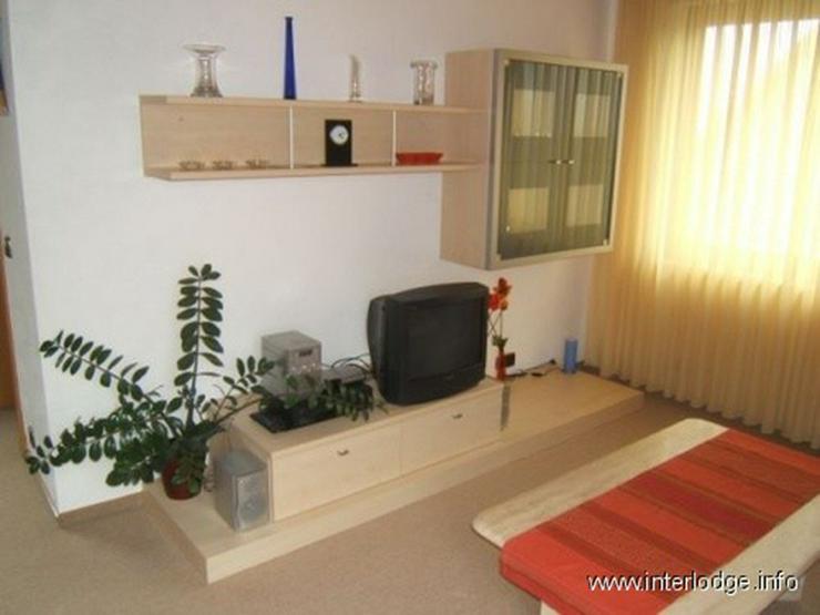 Bild 3: INTERLODGE Möblierte Wohnung mit geschmackvoller Ausstattung und echtem Kamin in Essen-He...