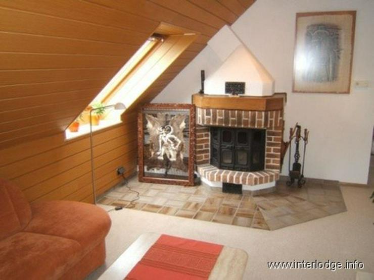 INTERLODGE Möblierte Wohnung mit geschmackvoller Ausstattung und echtem Kamin in Essen-He... - Wohnen auf Zeit - Bild 1
