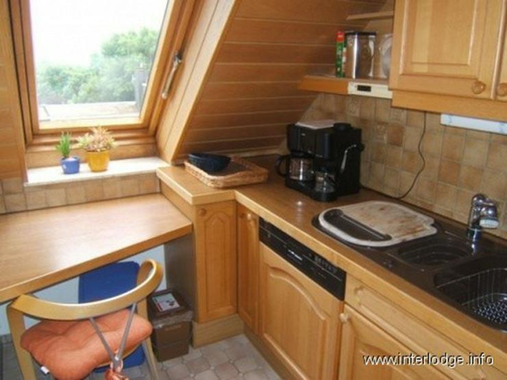 Bild 4: INTERLODGE Möblierte Wohnung mit geschmackvoller Ausstattung und echtem Kamin in Essen-He...