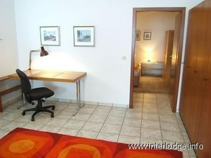 Bild 3: INTERLODGE Helle, komplett möblierte Wohnung im gepflegten Mehrfam.-Haus in Essen-Relling...