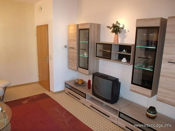 Bild 5: INTERLODGE Modern möblierte Wohnung in ruhiger Seitenstraße in Essen-Frohnhausen.