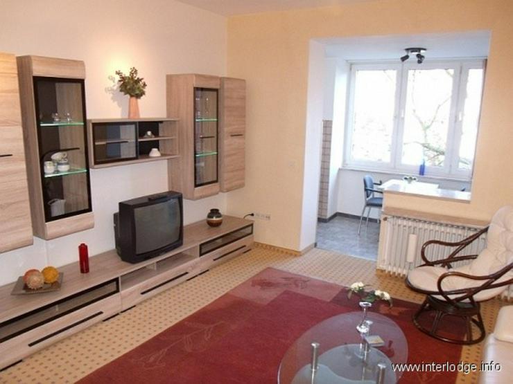 Bild 3: INTERLODGE Modern möblierte Wohnung in ruhiger Seitenstraße in Essen-Frohnhausen.