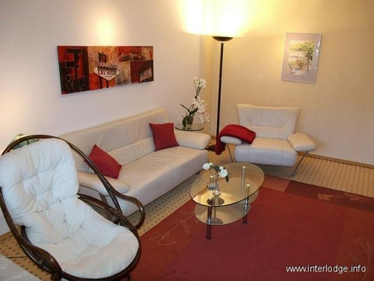 INTERLODGE Modern möblierte Wohnung in ruhiger Seitenstraße in Essen-Frohnhausen. - Bild 1