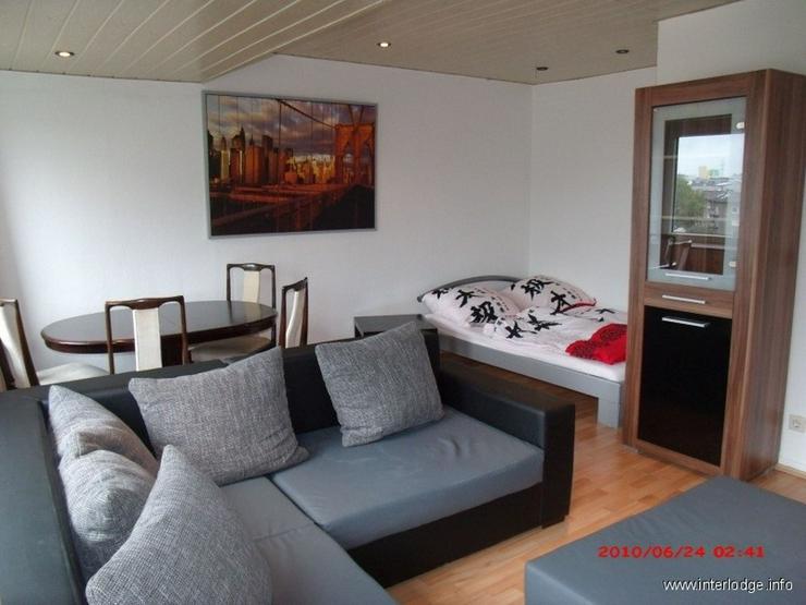 INTERLODGE Modern möbliertes Apartment in zentraler Lage im Essener Stadtkern - Wohnen auf Zeit - Bild 1