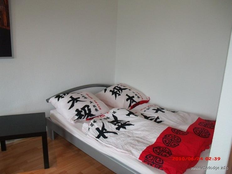 Bild 3: INTERLODGE Modern möbliertes Apartment in zentraler Lage im Essener Stadtkern